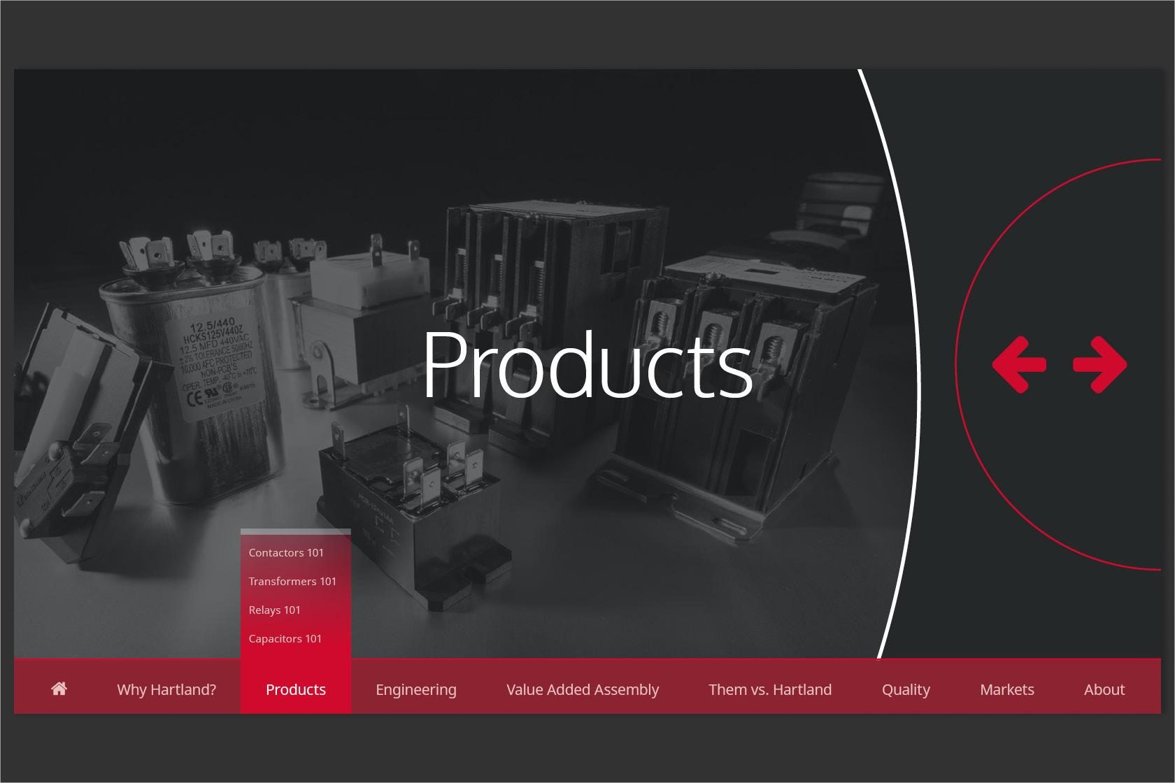 Hartland-Presentation-products