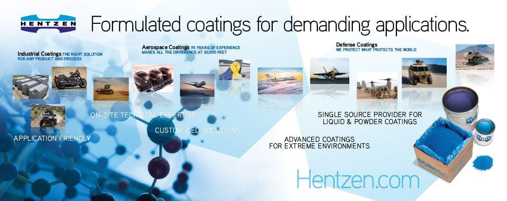 Hentzen trade show graphics