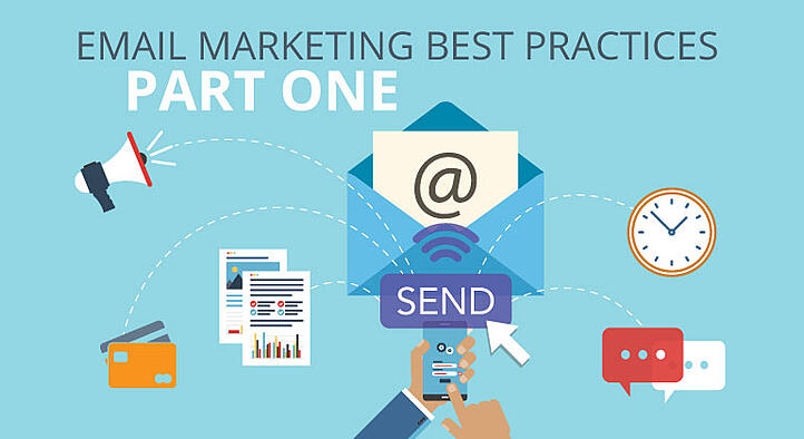 Email marketing best practices: part one