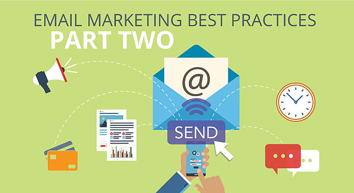 Email marketing best practices: part two
