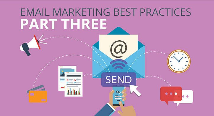 Email marketing best practices: part three