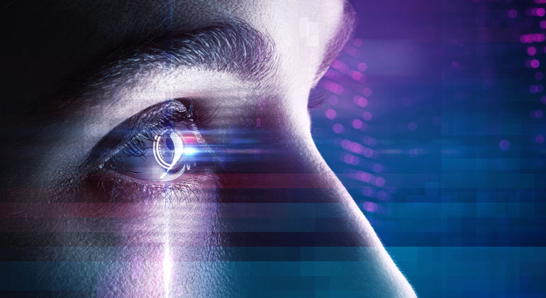 Eye-tracking technology