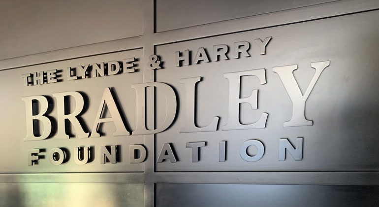 The Lynde and Harry Bradley Foundation