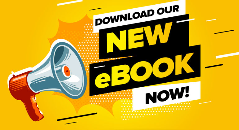 Download our New eBook now!