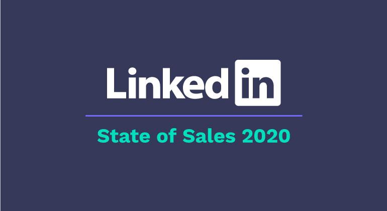 LinkedIn: State of sales 2020