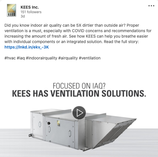 KEES-video-linkedin-post