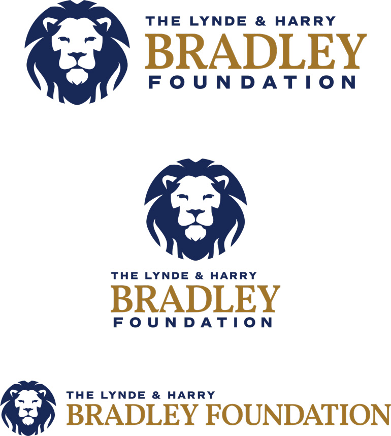 the redesigned bradley foundation logo
