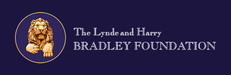 old logo of the bradley foundation